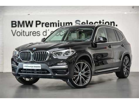 bmw x3 xdrive20d luxury line bmw brussels centre d occasions
