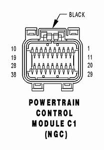 Anyone Have Pcm Wiring Pin Out Diagram 04 Ram