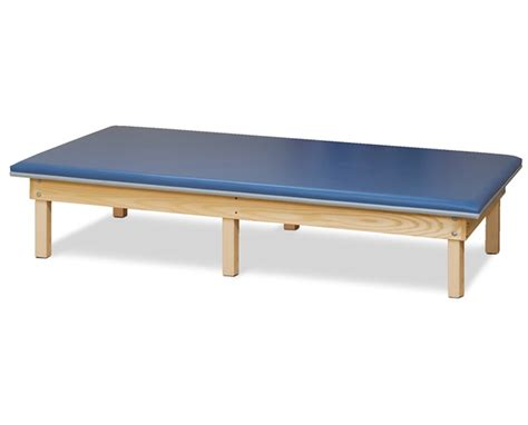 physical therapy table dimensions clinton mat therapy table save at tiger medical inc