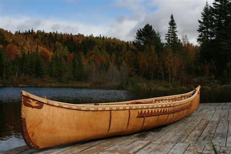 Canoes Used In The Fur Trade by Robert M S Just Another Psd Blogs Site