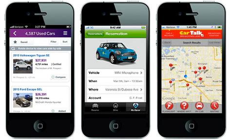 Car Apps For by Car Talk S Guide To Favorite Car Apps Car Talk