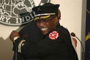 Clay swears in new Gary fire chief