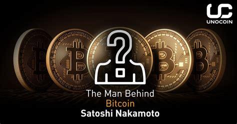 man  bitcoin satoshi nakamoto unocoin