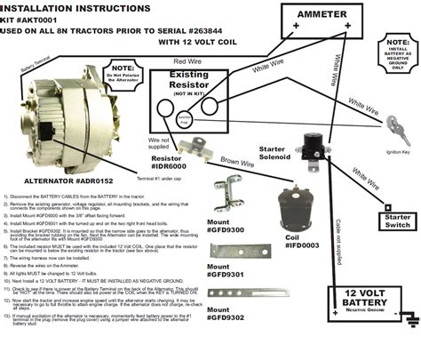 wiring diagram for ford 9n tractor get free image about