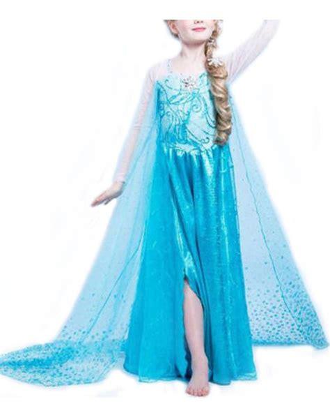 patron robe de chambre vogueeasy costume de reine des neiges pour enfants