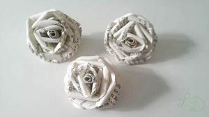 Rosen Aus Papier : rosen aus papier ~ Frokenaadalensverden.com Haus und Dekorationen