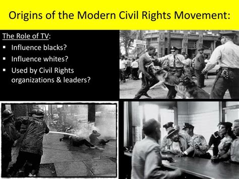 the modern movement ppt eisenhower and the early civil rights movement powerpoint presentation id 1668958