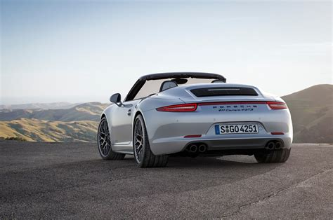 porsche 911 carrera gts 2015 porsche 911 carrera gts first drive motor trend