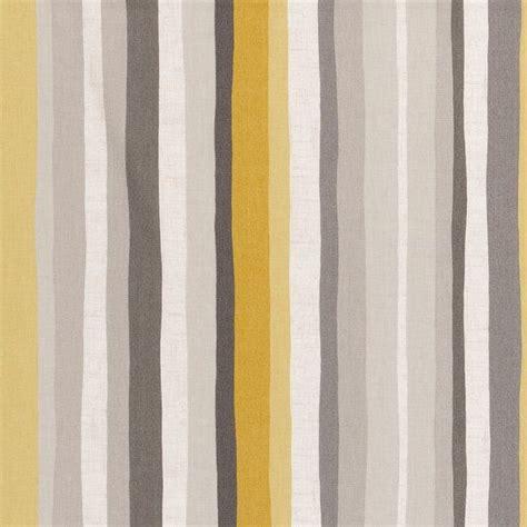 grey yellow yellow grey stripe upholstery fabric modern abstract striped fabric grey yellow drapery