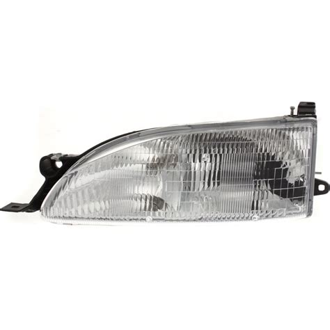 headlight set for 95 96 toyota camry driver and passenger