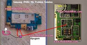 Samsung I9082 Mic Ways Jumper Solution