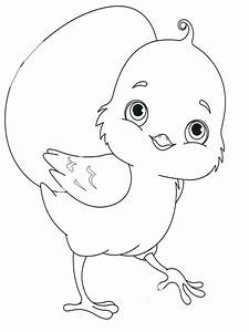 42 Baby Chick Coloring Pages Free Coloring Pages Of Baby