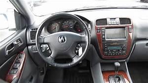 2003 Acura Mdx  White - Stock  L531344 - Interior