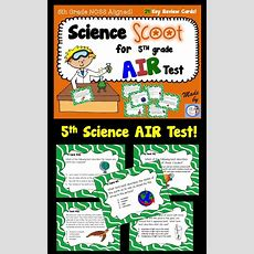Make Test Prep Fun And Relative!! Keep Students Reviewing Key 5th Tgrade Science Concepts Before