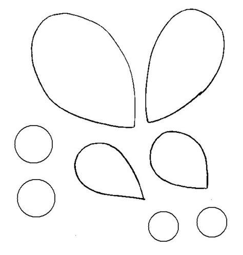 motifs pour aile de papillon mobile tete  modeler