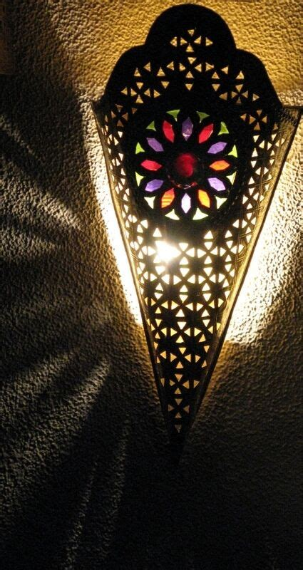 moroccan wall light sconce moroccan wall sconces