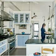 Coastal Kitchen  Houzz