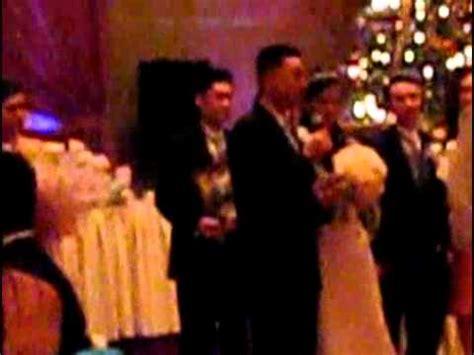 wedding reception  speech youtube