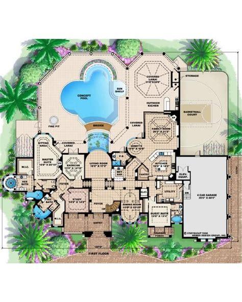 hillside cabin plans amazingplans com house plan f2 6295 mar a lago luxury