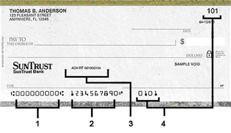 parts of a check routing number advantos erp documentation