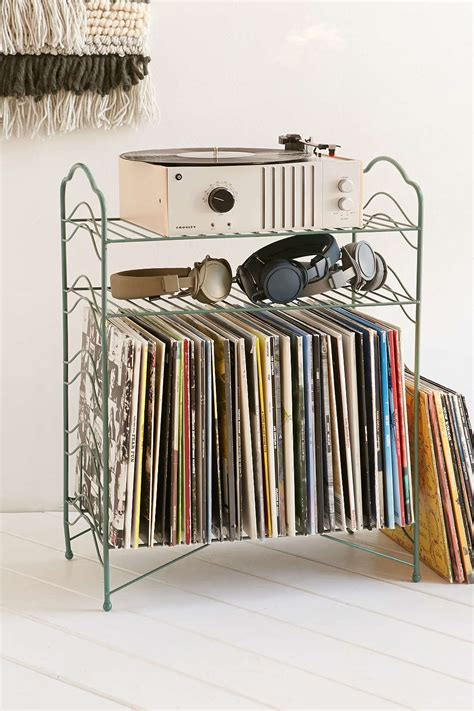 vinyl record shelf simple and ways to your vinyl record collection 3286