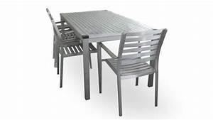 Ensemble Table Et Chaise De Jardin : mobilier d exterieur professionnel chaises tables ~ Teatrodelosmanantiales.com Idées de Décoration