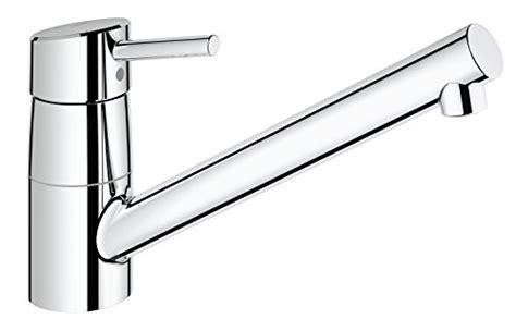 robinet cuisine grohe pas cher grohe robinet de cuisine concetto bec bas plage de rotation de 140 176 starlight 32659001 import