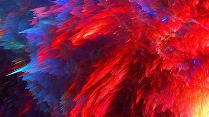 Bright Cosmic Explosion Lines 1080p Shapes Abstract
