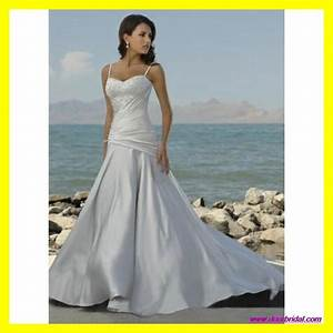 simple white wedding dresses casual beach dress cap sleeve With white beach wedding dresses casual