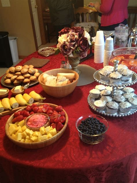 baby baby shower brunch ideas real of