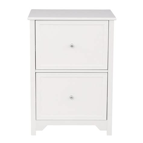White Filing Cabinets by Home Decorators Collection Oxford White 28 5 In File