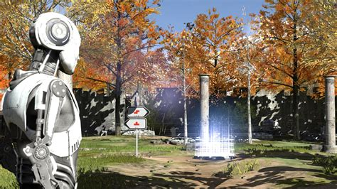 The Talos Principle PS4 Release Date Set for October 13th ...