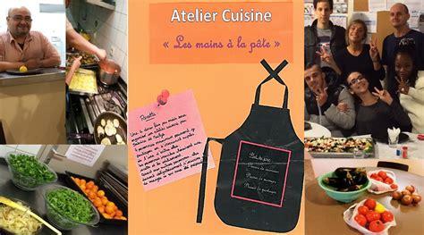 atelier cuisine valais atelier cuisine au chrs des capucins diaconat de bordeaux