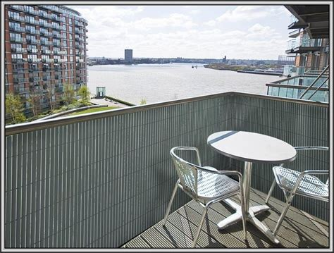 sichtschutz balkon grau balkon sichtschutz grau pvc balkon house und dekor