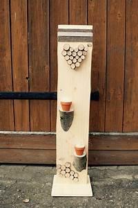 Säulen Aus Holz : deko holz s ule accessoires cup handgemacht m bel wohnen dekoration schilder ~ Orissabook.com Haus und Dekorationen