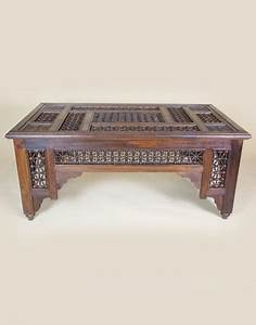 36 best images about moroccan tables on pinterest large With arabic coffee table