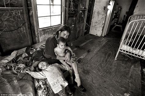 quase um quarto das criancas nos estado unidos vivem em
