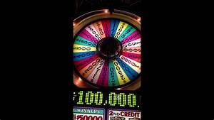 25 Wheel Of Fortune Spin-nice Win