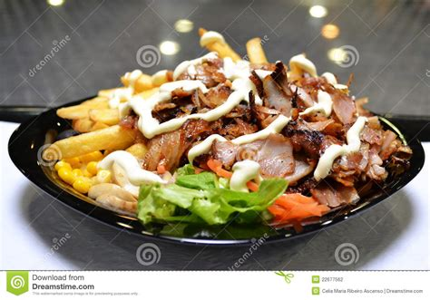 kebab cuisine kebab fast food dish stock photography image 22677562