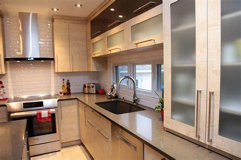 porte de cuisine cuisine moderne polymère et porte structurable hdf