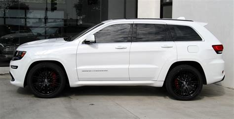 2014 Jeep Grand Cherokee SRT 4x4 Stock # 5976 for sale