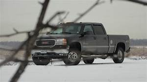 Hvy Chevy One 2002 Gmc Sierra 2500 Hd Crew Cabshort Bed