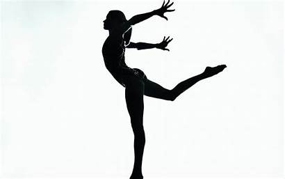 Gymnastics Clipart Gymnast Silhouette Advertisement Abstract