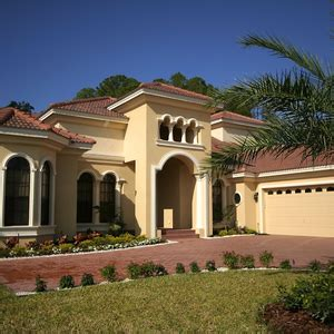 Mission Mediterranean Style House Plans Italian Spanish