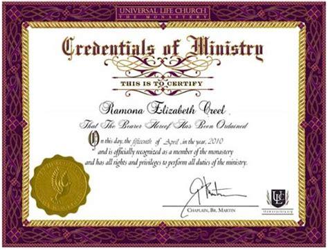 ordination certificate templates budget template