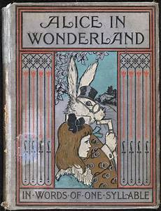 41 best images about Alice in Wonderland Book Covers on ...