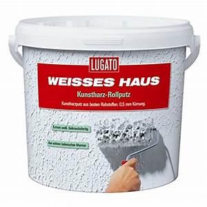 Für geübte Heimwerker: Rollputz an der Fassade auftragen