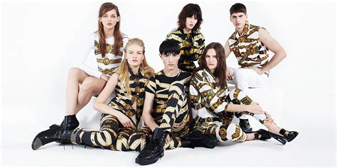 the new versus versace 2013 collection by j w anderson