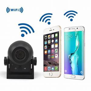 Camera Wifi Iphone : wifi magnetic backup camera for iphone and android ~ Voncanada.com Idées de Décoration