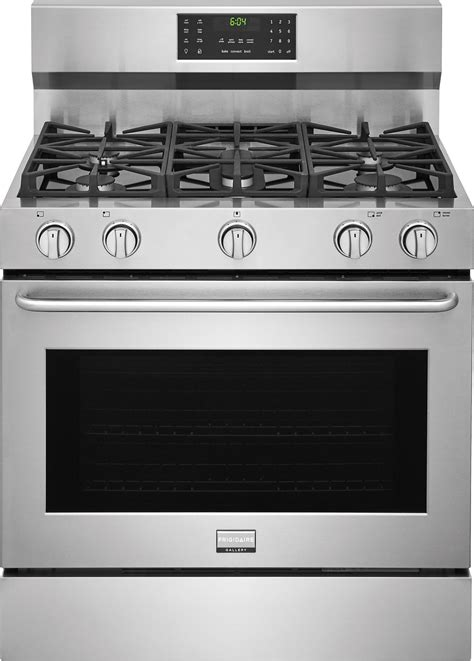 fggfts frigidaire gallery  pro style gas range